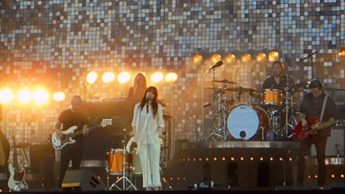 Florence + The Machine en concierto