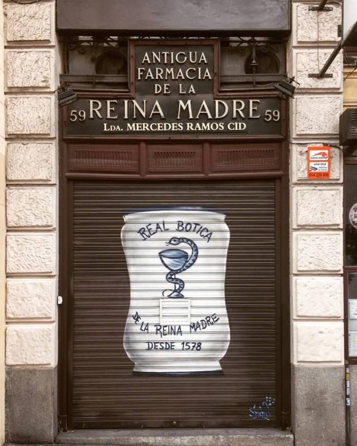 Cinco establecimientos históricos de Madrid que 'milagrosamente' continúan abiertos 3