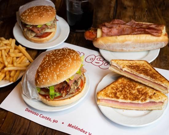 Aquí comerás las mejores hamburguesas de Madrid 3