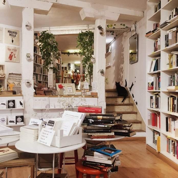 Más papel y de segunda mano, librerías en Madrid donde perderse 2