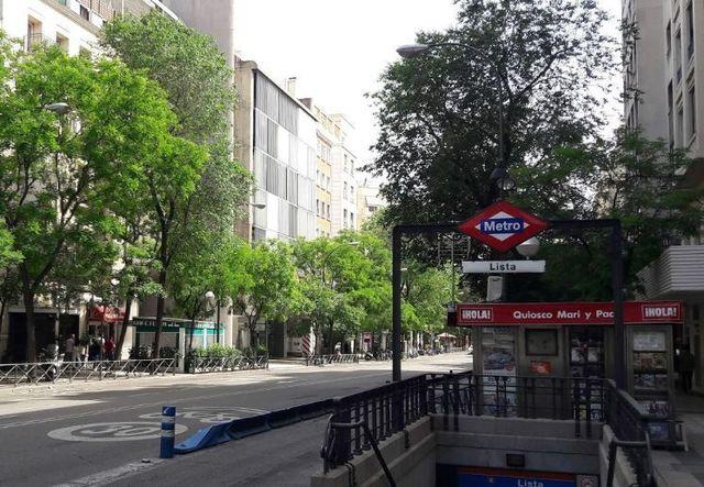 Ortega y Gasset, la calle más exclusiva para el tacto y el gusto 2