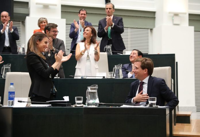 El reto y los objetivos del alcalde Almeida 3
