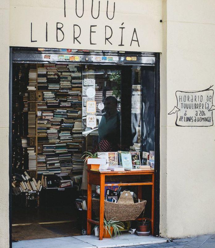Más papel y de segunda mano, librerías en Madrid donde perderse 4
