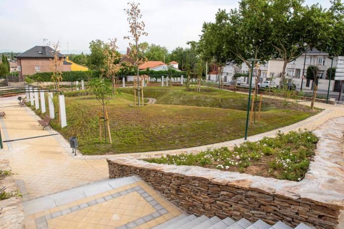 Un paseo por el nuevo parque Ramón y Cajal de Pozuelo 8