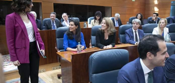 En 'DIRECTO' pactos en Madrid: todas las noticias 1