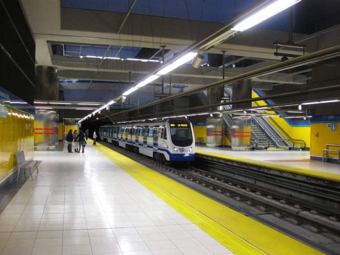 huelga vigilantes de metro