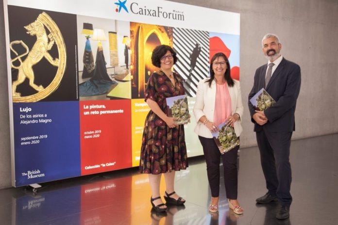 Temporada 2019/20 en CaixaForum Madrid con lujo, vampiros y diseño 1