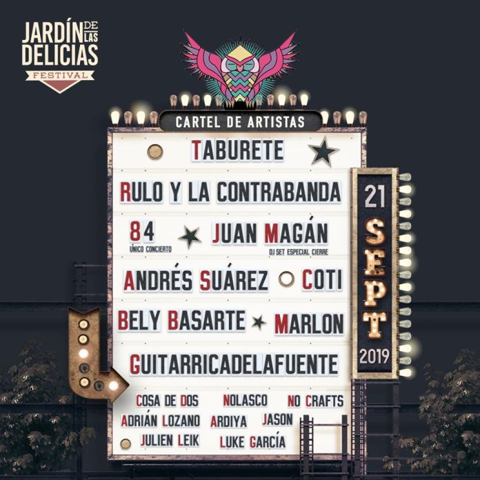 El Jardín de las Delicias: el festival más mágico de Madrid 1