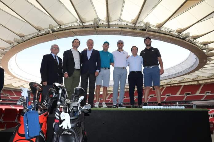 El Club de Campo Villa de Madrid, sede del Open de España de Golf durante los próximos cinco años
