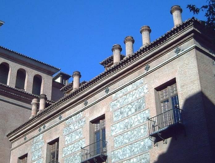 La Casa de las Siete Chimeneas, belleza y misterio en Chueca 2