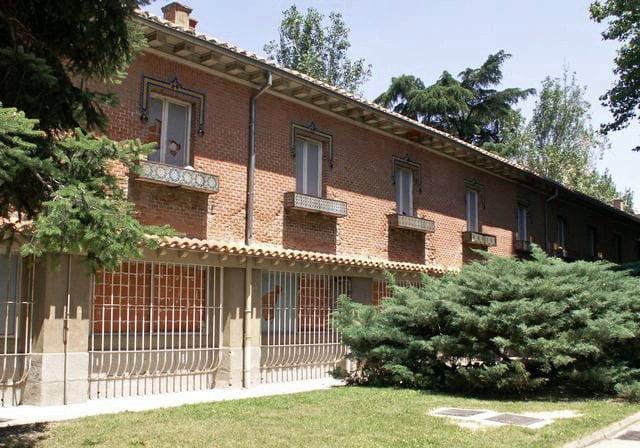 La Casa de Fieras. Un zoo en el centro de Madrid 2