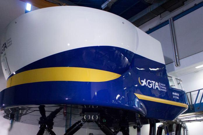Los mejores simuladores de vuelo del mundo despegan en Madrid 1
