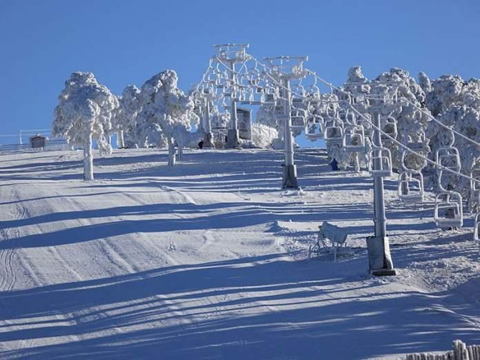 Apertura 'anticipada' de la estación de esquí de Navacerrada