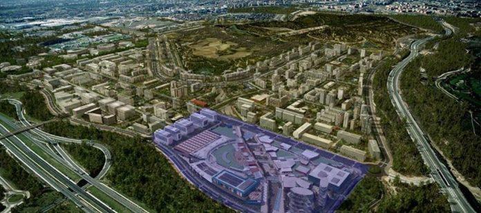 Luz verde al futuro centro comercial de Valdebebas, el más grande de la zona norte de Madrid 1