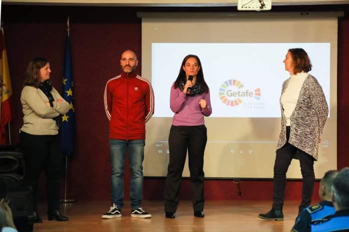 Getafe lanza un videoclip contra el acoso escolar 1