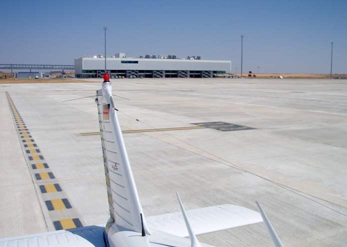 Ciudad Real, o cuando Madrid tuvo dos aeropuertos 1