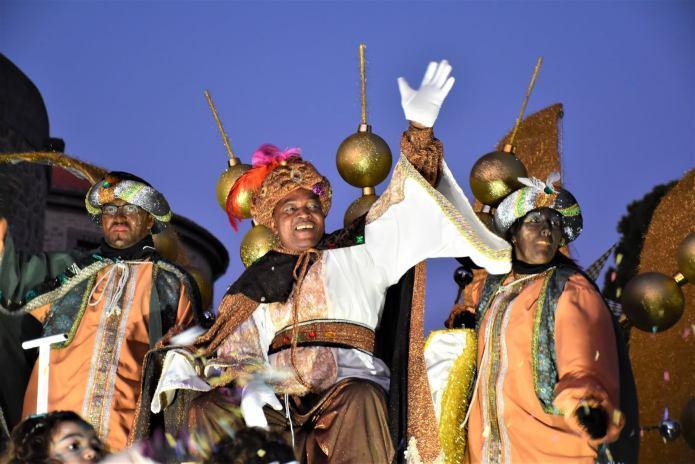 En imágenes | Sus Majestades Los Reyes Magos llegaron a Villaviciosa de Odón con una gran comitiva real 10