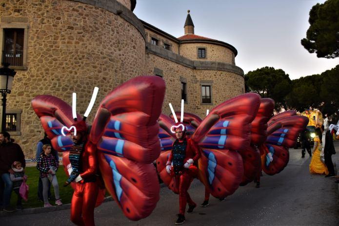 En imágenes | Sus Majestades Los Reyes Magos llegaron a Villaviciosa de Odón con una gran comitiva real 3