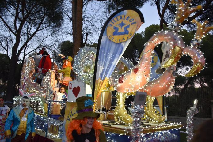 En imágenes | Sus Majestades Los Reyes Magos llegaron a Villaviciosa de Odón con una gran comitiva real 4