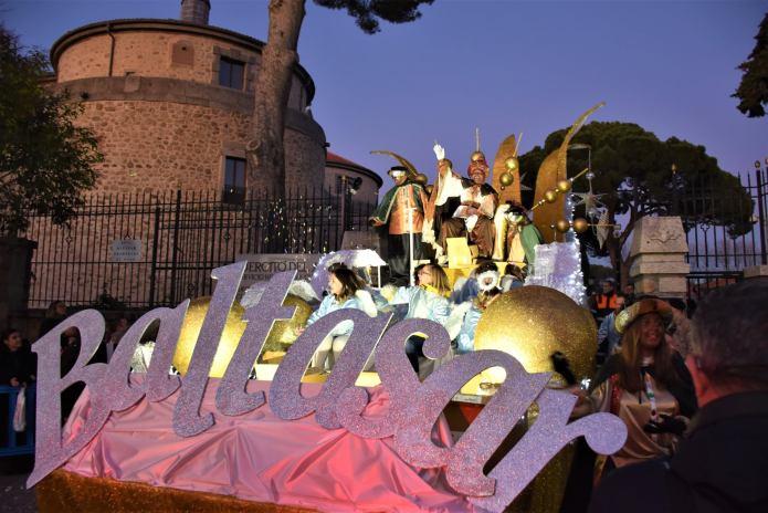 En imágenes | Sus Majestades Los Reyes Magos llegaron a Villaviciosa de Odón con una gran comitiva real 9