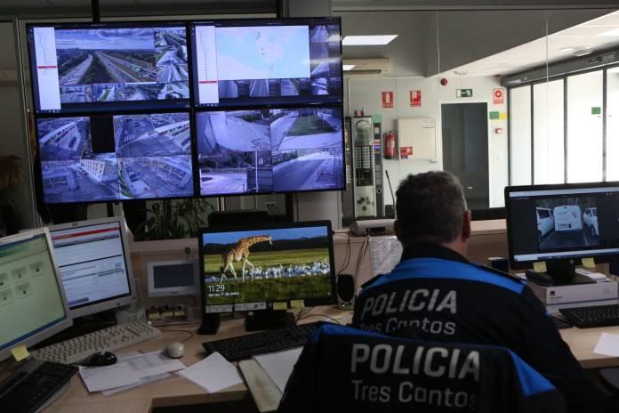 Tres Cantos vigilancia