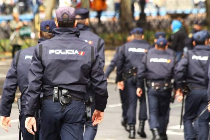Policía Nacional Móstoles