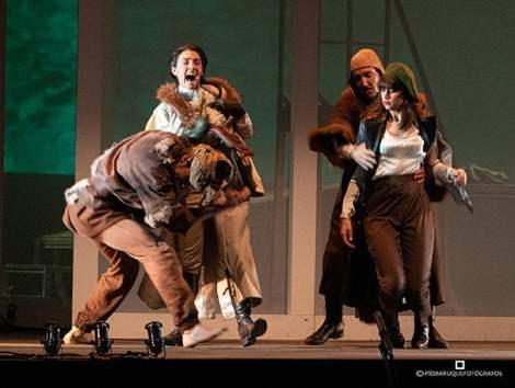Teatro, tango y coro en los Domingos musicales 'de lo clásico'... Llega el fin de semana cultural en Tres Cantos 1