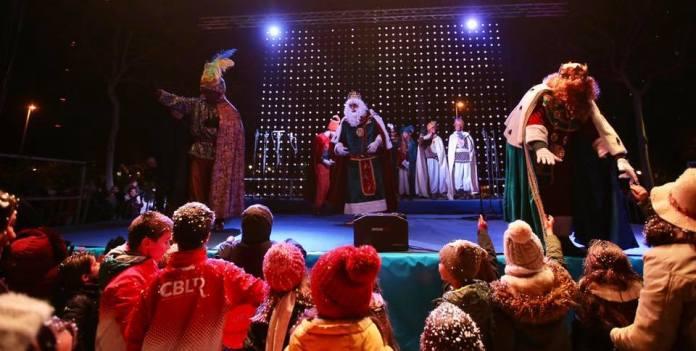 En imágenes | Los Reyes Magos llevaron la ilusión a Las Rozas y Las Matas 3