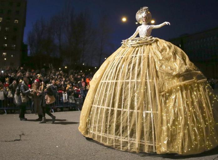 Las mejores imágenes de la Cabalgata de Madrid 3
