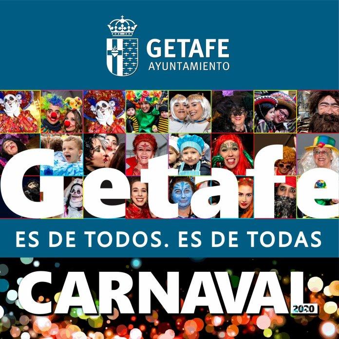 Carnaval en Getafe