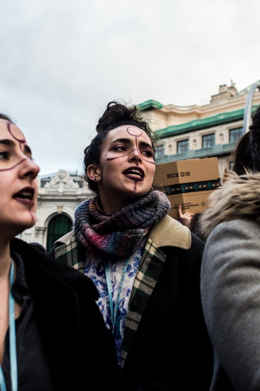 El 8M en Madrid en fotos 3