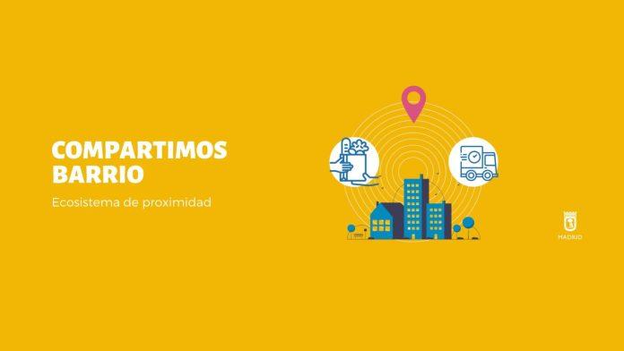 'Compartimos Barrio': una web para conectar a los vecinos con sus pequeños comercios 1