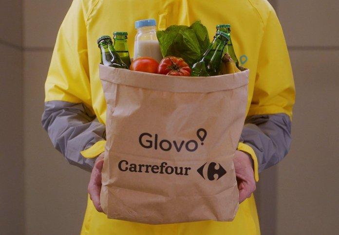 Carrefour refuerza sus pedidos a través de su web y con Glovo 2