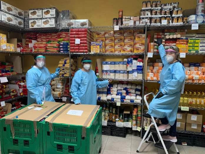 Mensajeros de la Paz realizarán un reparto de cocido por San Isidro 1
