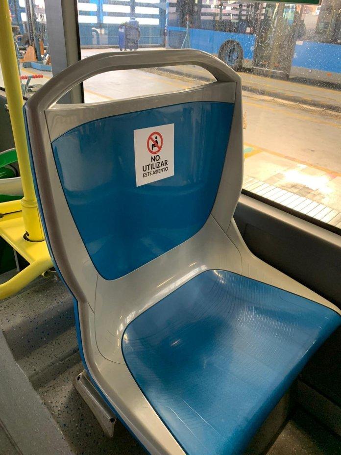 No será igual, pero será seguro: así viajaremos en Metro y EMT 7