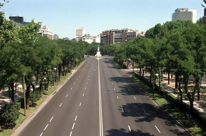 COVID-19: un año de pandemia en Madrid 2