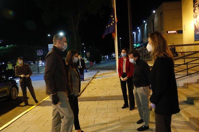 Felipe y Letizia visitan Mercamadrid: un recorrido 'real' a las 5:30 am 1