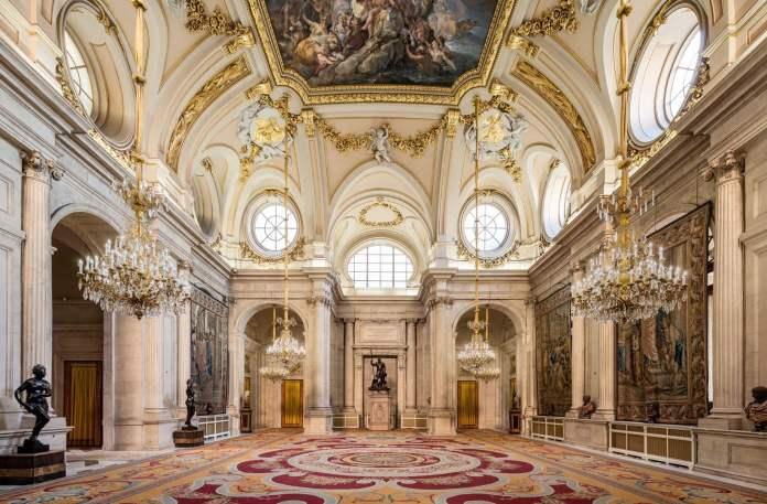 Biblioteca-Palacio-Real