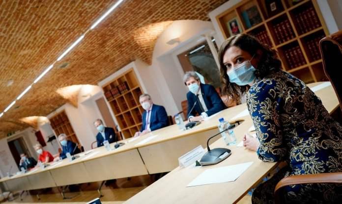 La COVID-19 sigue con nosotros, campaña de prevención de Madrid 1