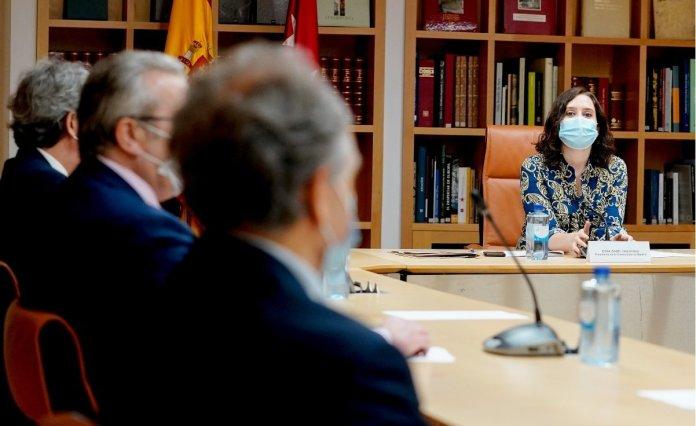La COVID-19 sigue con nosotros, campaña de prevención de Madrid 2