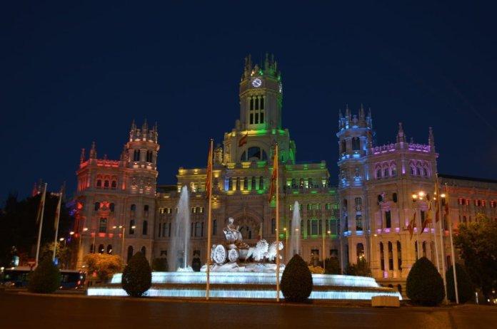 Madrid se inunda de Orgullo 17