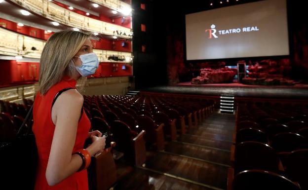 El Teatro Real presenta su programación para 2020/2021 1