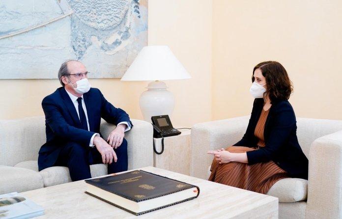 """Vox ofrece """"estabilidad"""" al Gobierno de la Comunidad de Madrid 1"""