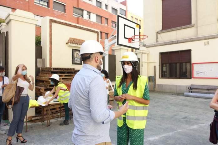 Obras de mejora en 184 colegios de Madrid para el nuevo curso 1