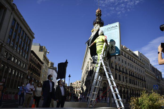 Puerta del Sol: 100% peatonal y cero emisiones 12