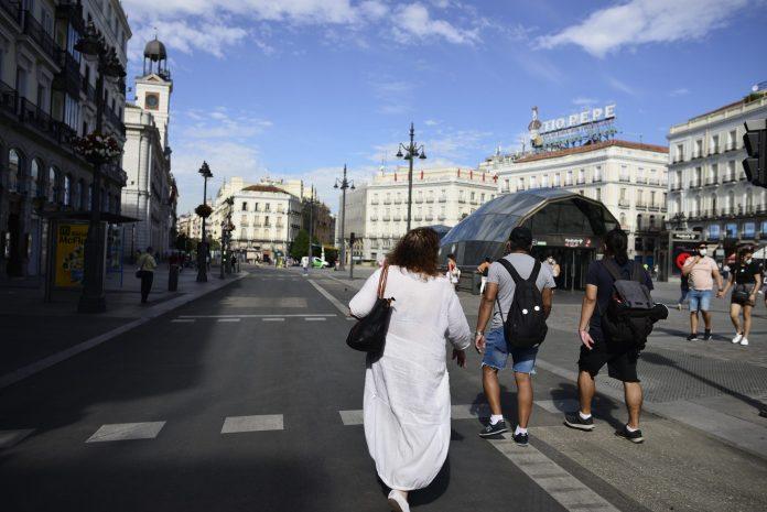 Puerta del Sol: 100% peatonal y cero emisiones 2