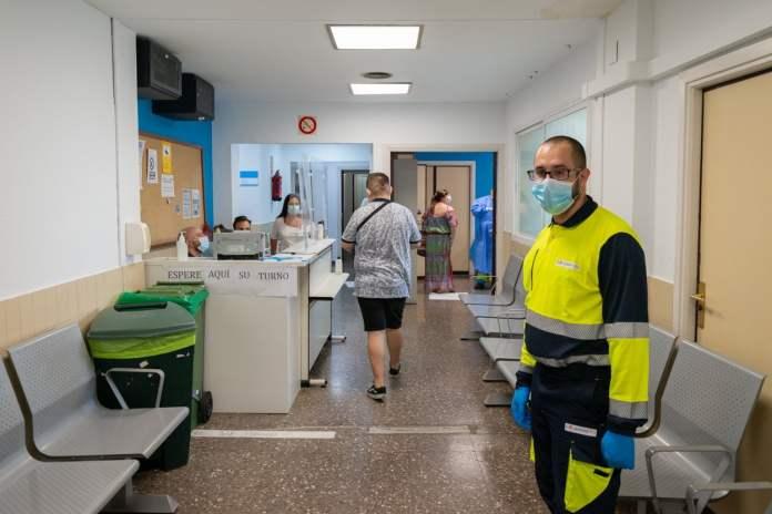 Los PCR aleatorios aumentarán y se extenderán en Madrid 6