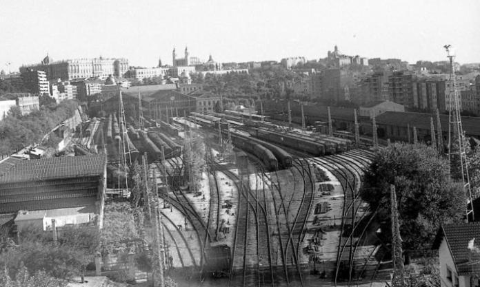 De la Estación del Norte a Príncipe Pío: viaje en tren por la historia de Madrid 1