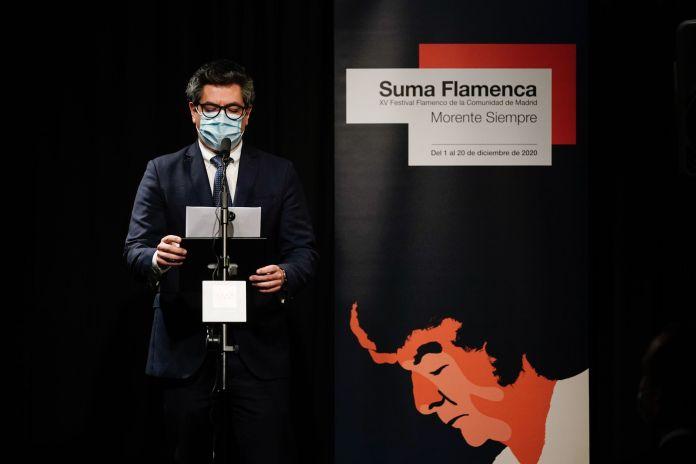 El universo sonoro de Enrique Morente en el XV Festival Suma Flamenca 1