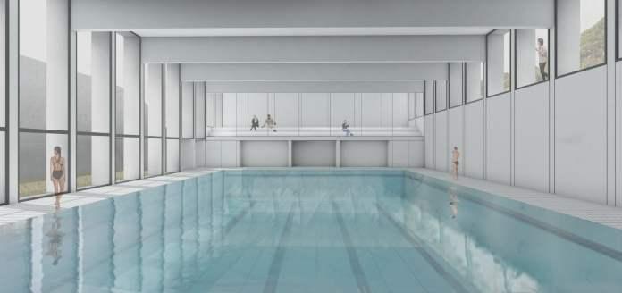 Nueva piscina en Las Rozas